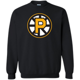 Providence Bruins Primary Logo Adult Crewneck Pullover Sweatshirt