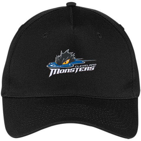 Cleveland Monsters Five Panel Twill Cap