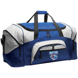 Bridgeport Sound Tigers Colorblock Sport Duffel
