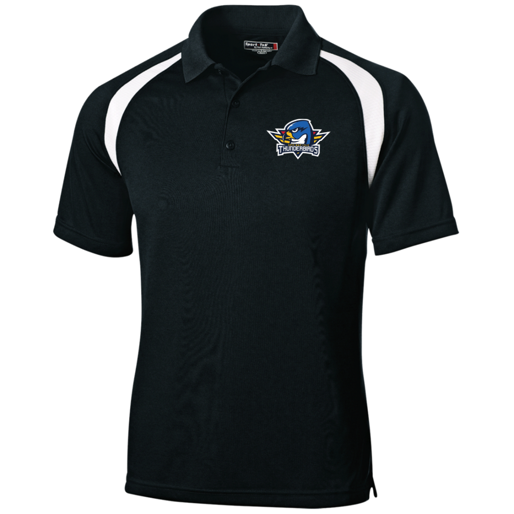 Springfield Thunderbirds Moisture-Wicking Tag-Free Golf Shirt