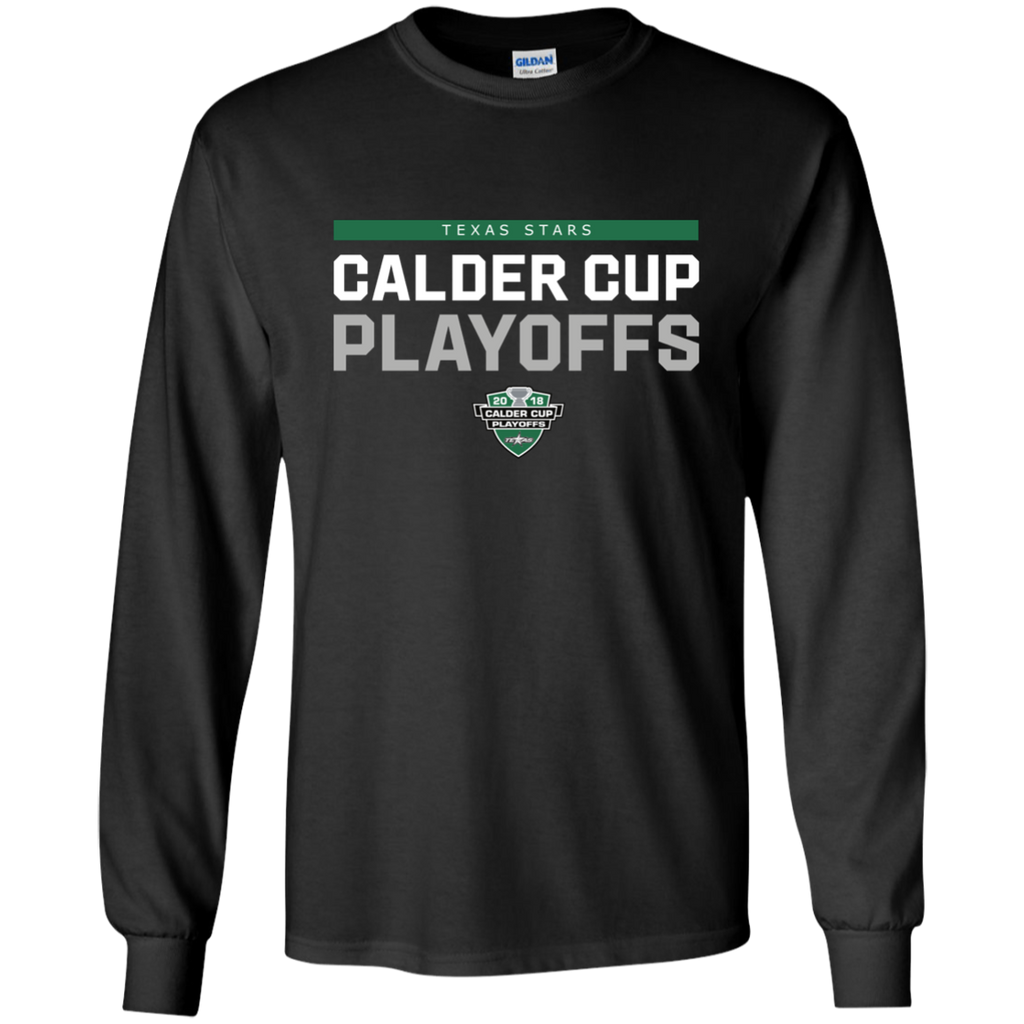 Texas Stars 2018 Post-Season Youth LS T-Shirt