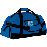 Utica Comets Basic Large-Sized Duffel Bag