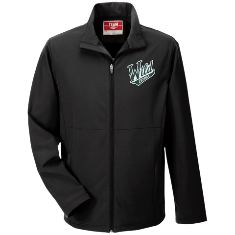 Iowa Wild Team 365 Men's Soft Shell Jacket