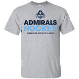 Milwaukee Admirals Hockey Youth Short Sleeve T-Shirt