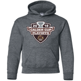 Hershey Bears 2019 Calder Cup Playoffs Youth Pullover Hoodie