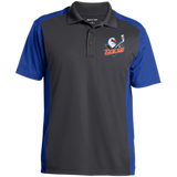 San Diego Gulls Men's Colorblock Sport-Wick Polo