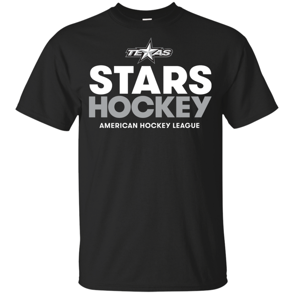 Texas Stars Hockey Youth Cotton Short Sleeve T-Shirt