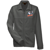 San Diego Gulls Youth Embroidered Fleece Full Zip