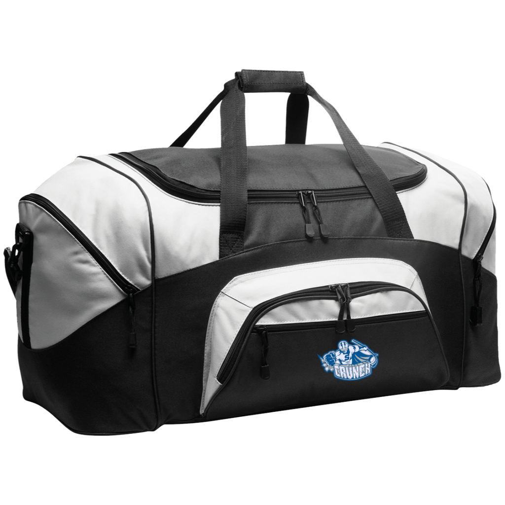 Syracuse Crunch Colorblock Sport Duffel