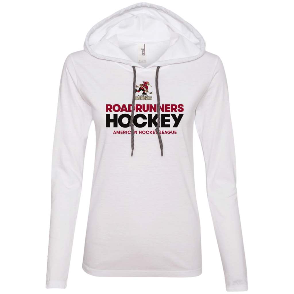 Tucson Roadrunners Hockey Ladies' Long Sleeve T-Shirt Hoodie