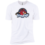 Rockford IceHogs Primary Logo Next Level Premium Short Sleeve T-Shirt