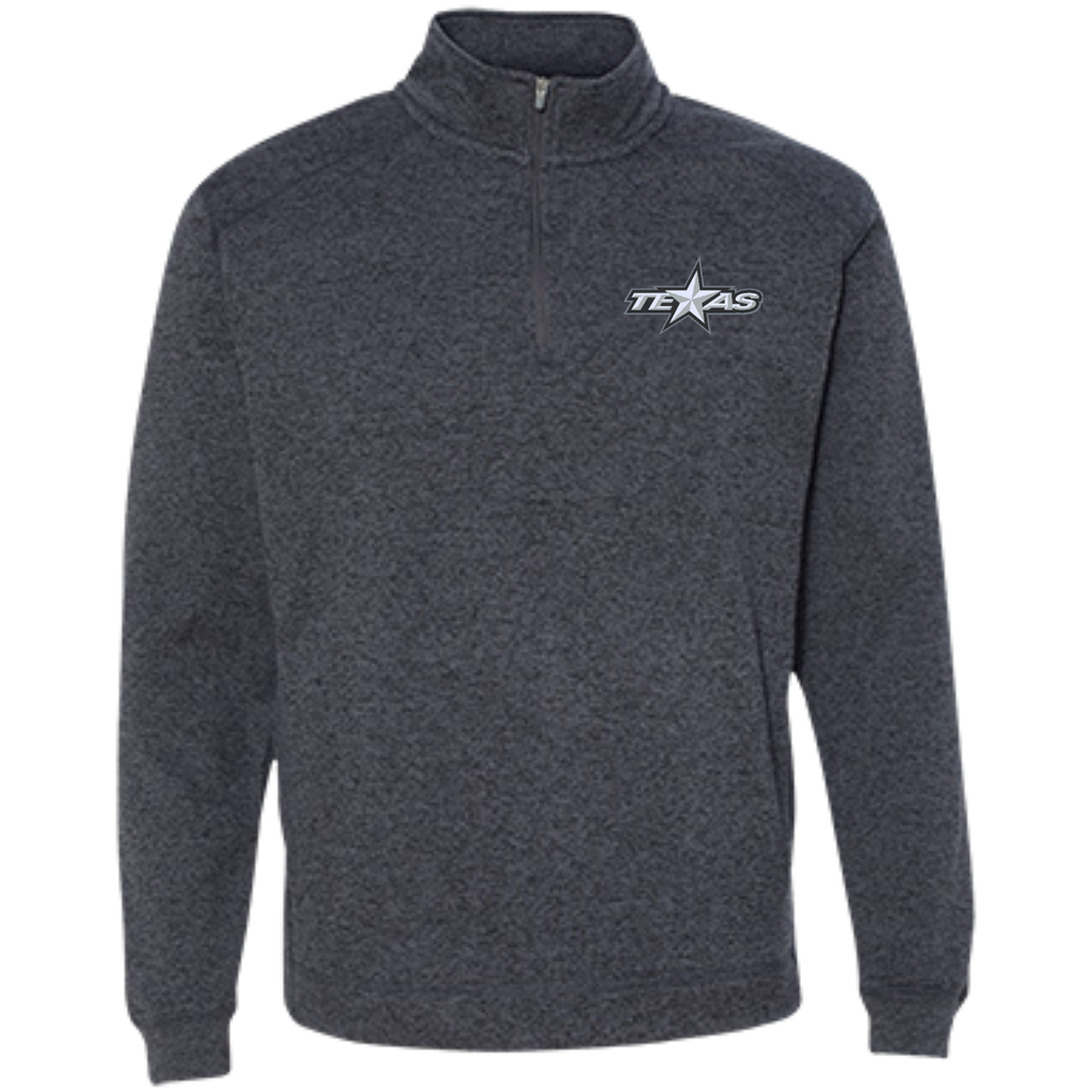 Texas Stars Men's Cosmic Fleece 1/4 Zip