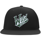 Iowa Wild Flat Bill Twill Flexfit Cap