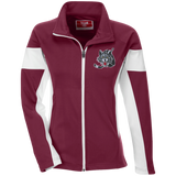 Chicago Wolves Team 365 Ladies Performance Colorblock Full Zip