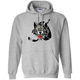 Chicago Wolves Primary Logo Adult Pullover Hoodie