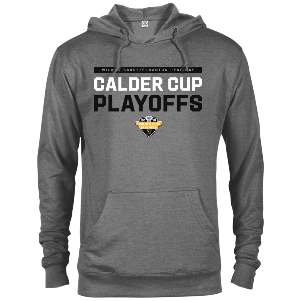 Wilkes-Barre/Scranton Penguins Adult 2018 Postseason Terry Hoodie