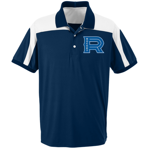 Laval Rocket Team 365 Colorblock Polo