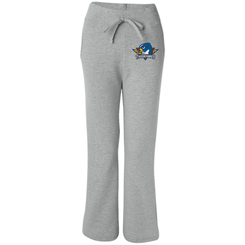 Springfield Thunderbirds Women's Open Bottom Sweatpants with Pockets