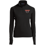 Lehigh Valley Phantoms Women's Half Zip Performance Pullover