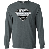 Ontario Reign Adult 2017 Calder Cup Playoffs Long Sleeve Shirt