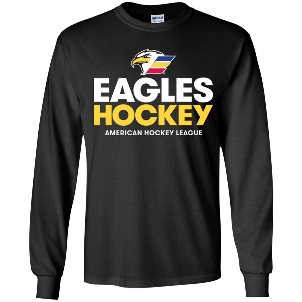 Colorado Eagles Hockey Youth Long Sleeve T-Shirt