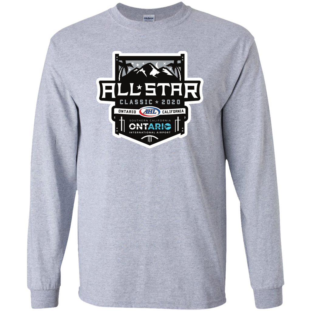 2020 AHL All-Star Classic Youth Long Sleeve T-Shirt