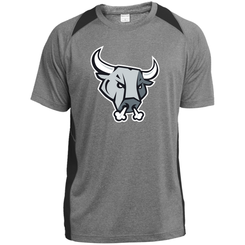 San Antonio Rampage Youth Colorblock Performance Tee