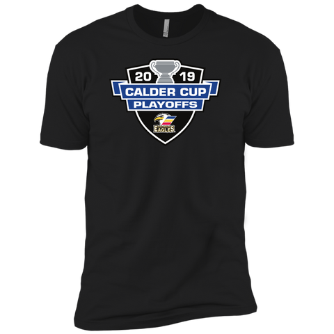 Colorado Eagles 2019 Calder Cup Playoffs Adult Next Level Premium Short Sleeve T-Shirt