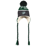 Iowa Wild Winter Hat with Ear Flaps and Braids