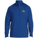 Springfield Thunderbirds 1/2 Zip Raglan Performance Pullover
