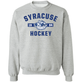 Syracuse Crunch Adult Established Crewneck Pullover Sweatshirt