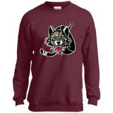Chicago Wolves Youth Crewneck Sweatshirt