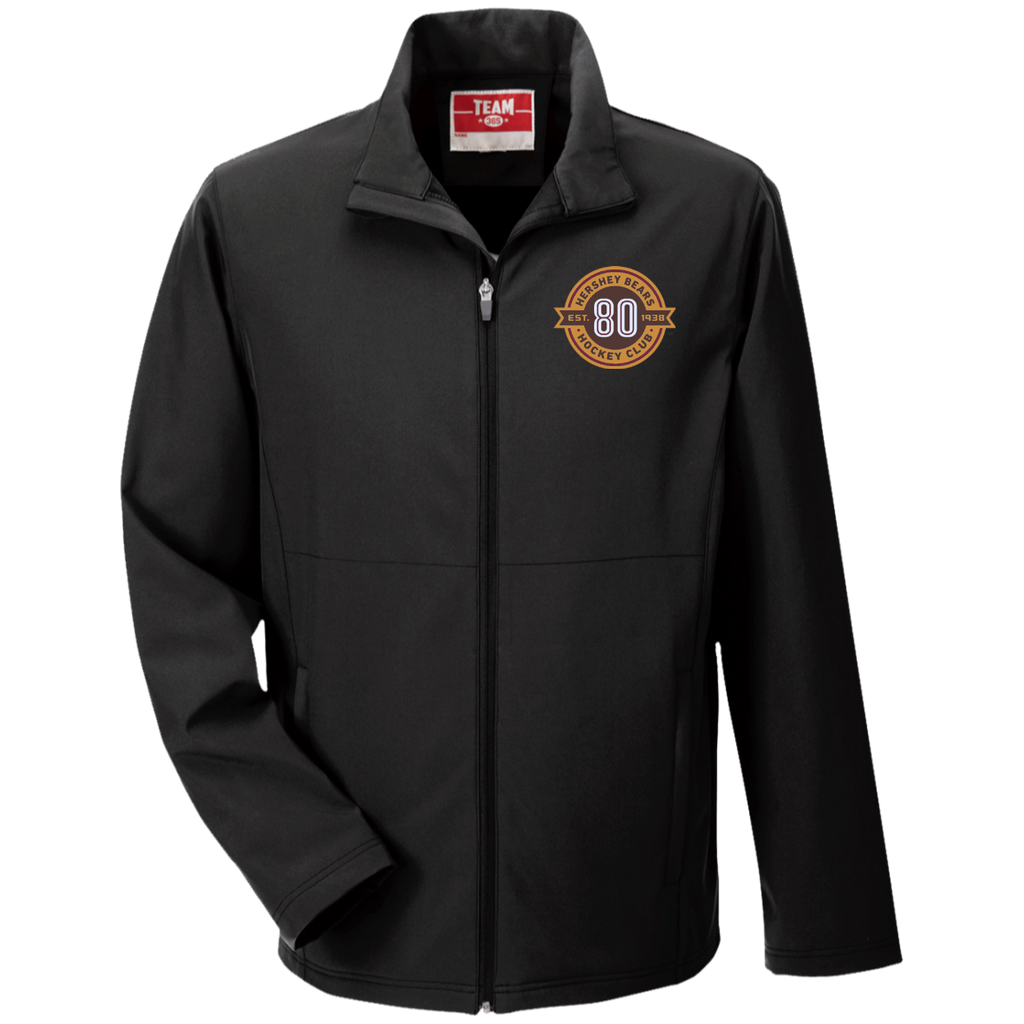 Hershey Bears 80th Anniversary Team 365 Men's Soft Shell Jacket