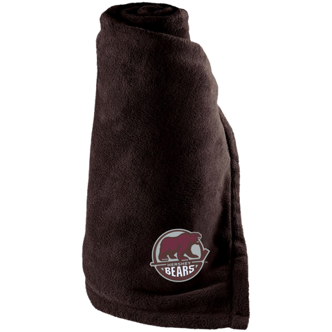 Hershey Bears Large Fleece Blanket