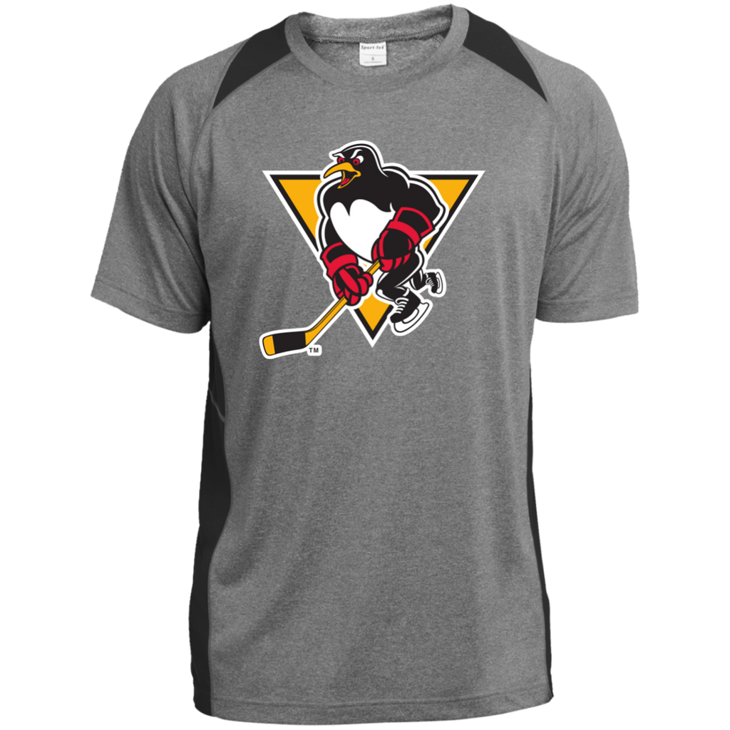 Wilkes-Barre/Scranton Penguins Youth Colorblock Performance T-Shirt