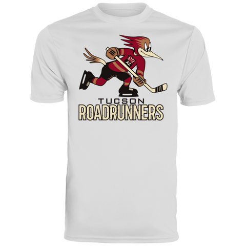 Tucson Roadrunners Primary Logo Youth Wicking T-Shirt