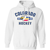 Colorado Eagles Adult Established Pullover Hoodie
