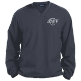 Ontario Reign Adult Pullover V-Neck Windshirt