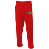 Rockford IceHogs Open Bottom Sweatpants with Pockets