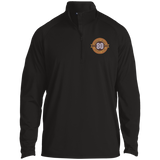 Hershey Bears 80th Anniversary 1/2 Zip Raglan Performance Pullover