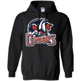 Bakersfield Condors Primary Logo Adult Pullover Hoodie