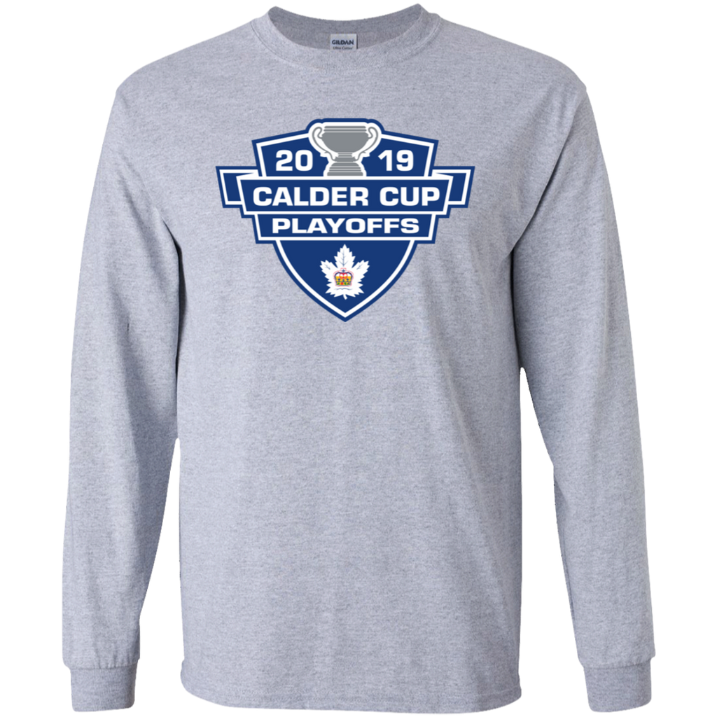 Toronto Marlies 2019 Calder Cup Playoffs Youth Long Sleeve T-Shirt