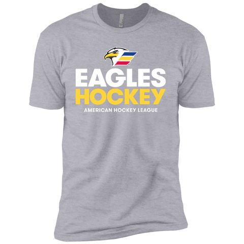 Colorado Eagles Hockey Next Level Premium Short Sleeve T-Shirt (Sidewalk Sale)