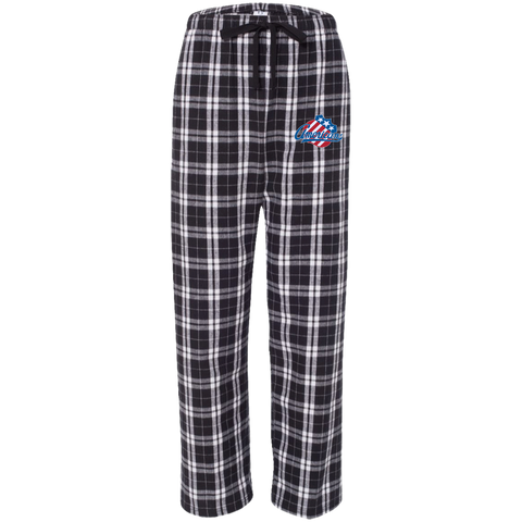 Rochester Americans Unisex Custom Embroidered Flannel Pants