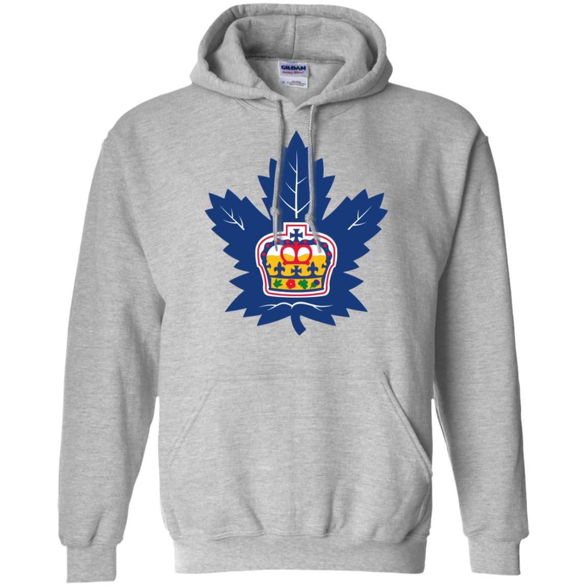 81a5c80c2f5 Toronto Marlies Primary Logo Adult Pullover Hoodie