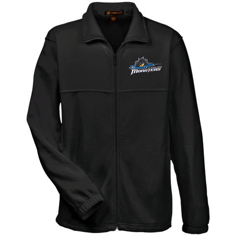Cleveland Monsters Embroidered Fleece Full-Zip