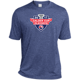 2017 Calder Cup Playoffs Adult Heather Dri-Fit Moisture-Wicking T-Shirt