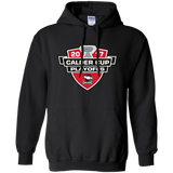 Charlotte Checkers Adult 2017 Calder Cup Playoffs Pullover Hoodie