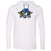 Springfield Thunderbirds Primary Logo Long Sleeve T Shirt Hoodie