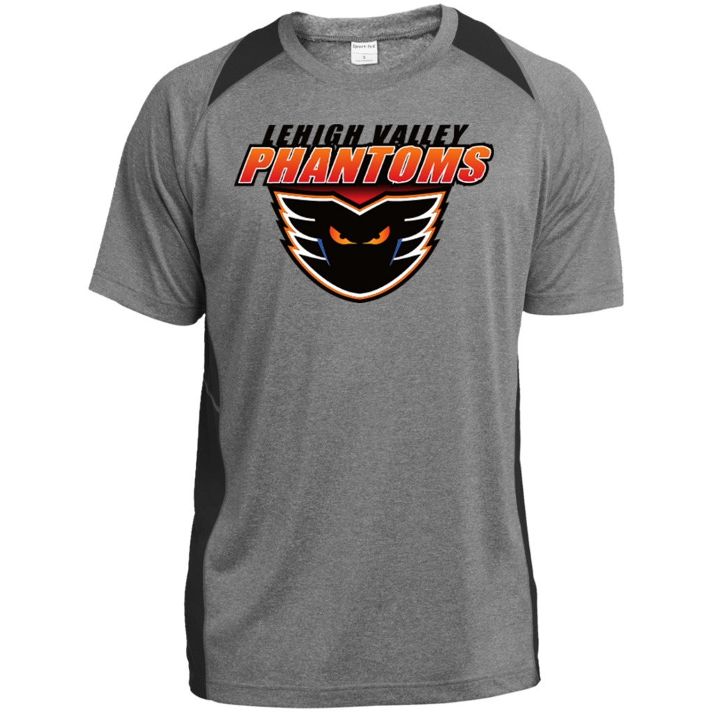 Lehigh Valley Phantoms Youth Colorblock Performance T-Shirt